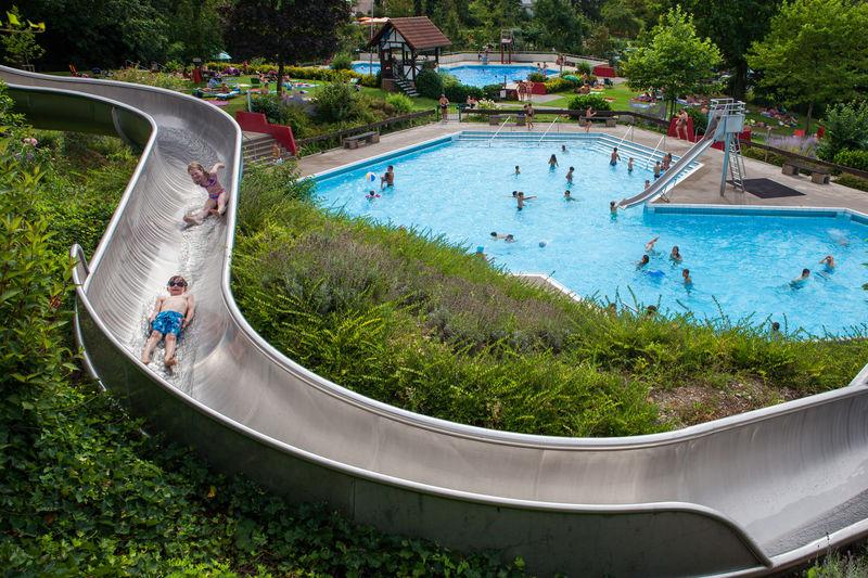 Holiday home kist sasbachwalden attractions - Pool rutsche ...